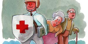 Contributo sanitario per agenti Over 75