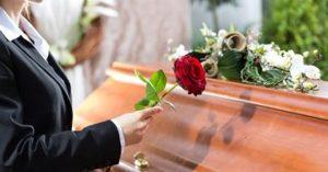 Contributo per spese funerarie